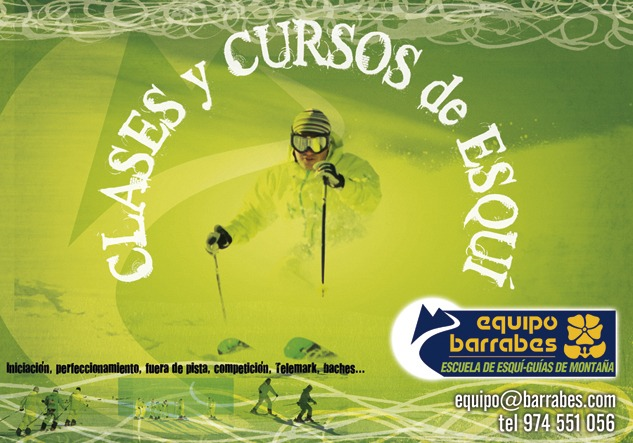 cartel Equipo Barrabés